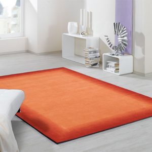 Nepal Romana, Farbe 443-orange