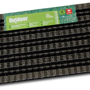 Fussmatte Outdoor, Farbe olive
